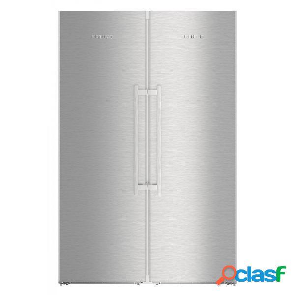 Conjunto LIEBHERR SBSes8663 Congelador y Conservador