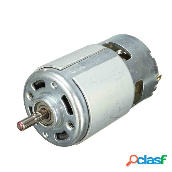 DC 12V 150W 13000rpm 775 motor Micro DC Motor 5mm eje de
