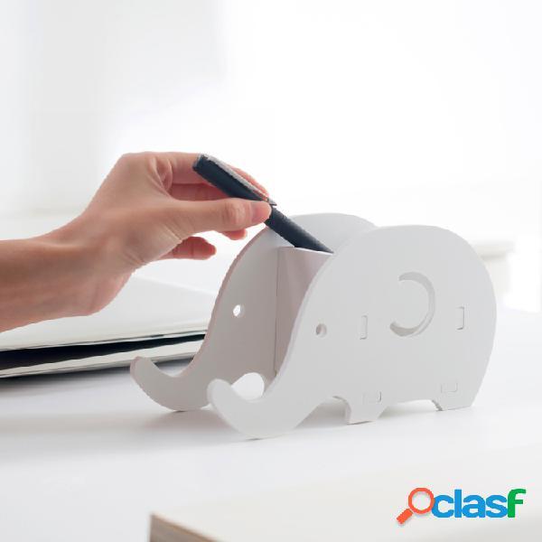 DIY Portátil desmontable soporte para teléfono de dibujos