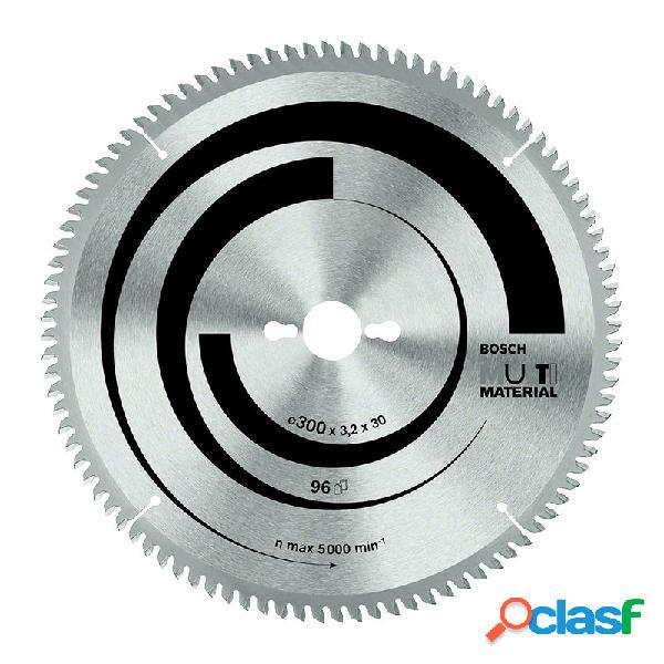 Disco de sierra circular bosch 2608641195 multimaterial 130