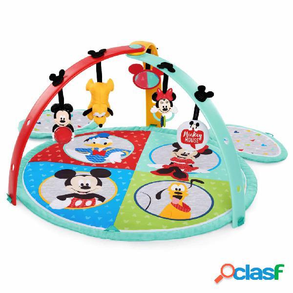 Disney Baby Manta de juegos fácil de guardar Mickey Mouse