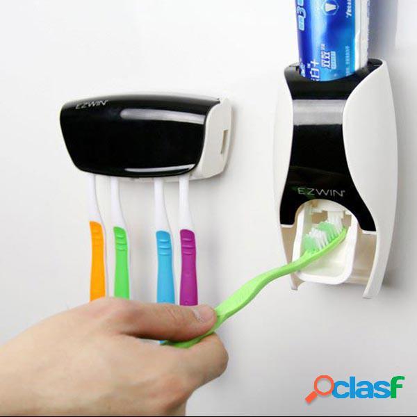 Distribuidor automático de pasta de dientes Squeezer