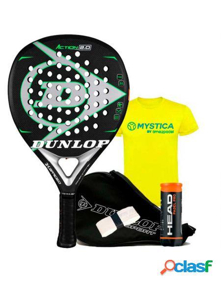 Dunlop Action Silver 2019 - Palas de padel