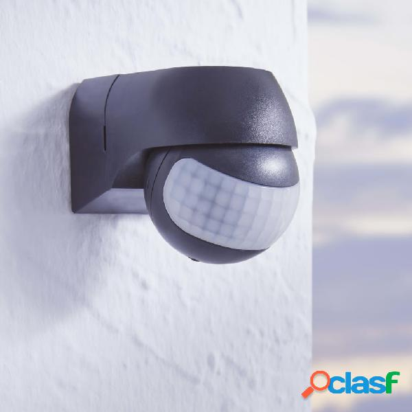 EGLO Sensor de movimiento para jardín Detect Me 1 negro