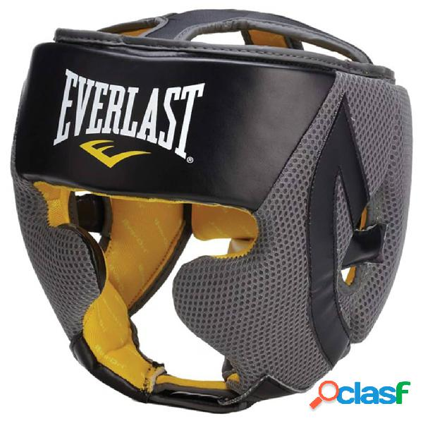 EVERLAST Casco de boxeo Evercool negro