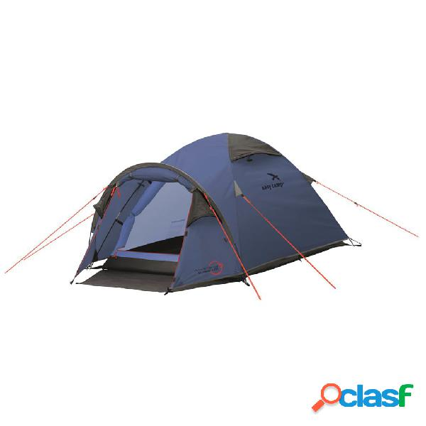 Easy Camp Tienda campaña Quasar 200 azul 120239