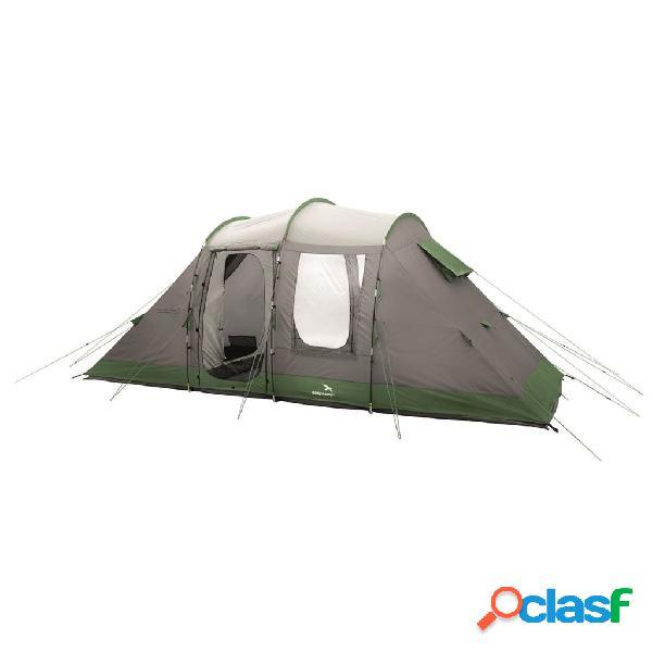Easy Camp Tienda de campaña Huntsville Twin 400 gris y