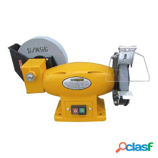 Esmeriladora ayerbe 580030 150 mm 150-200 combi 250w