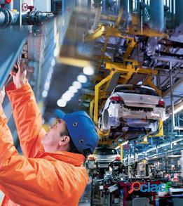 Especialistas en sistemas de conexión industrial