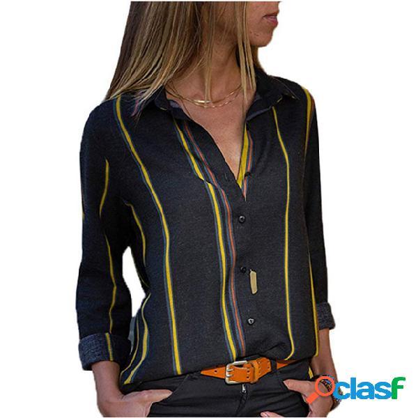 Especialmente diseñado para la blusa de manga larga de