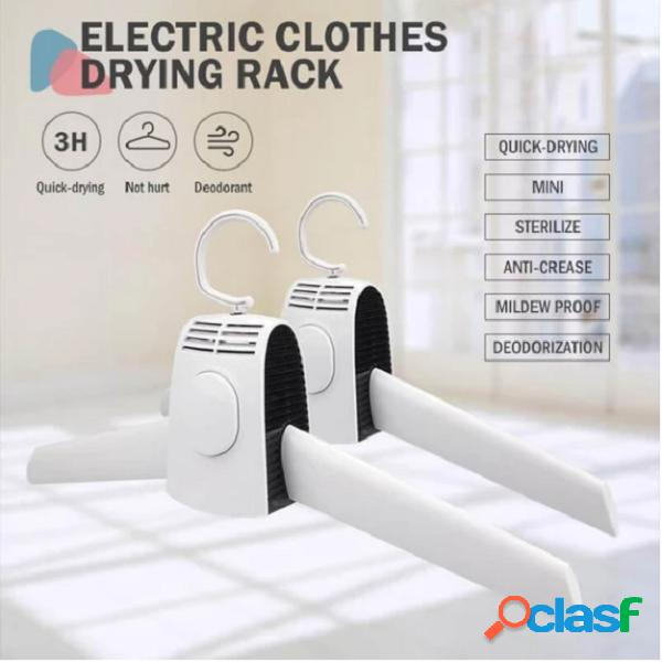 Estante de secado de ropa eléctrico Estantes de secado