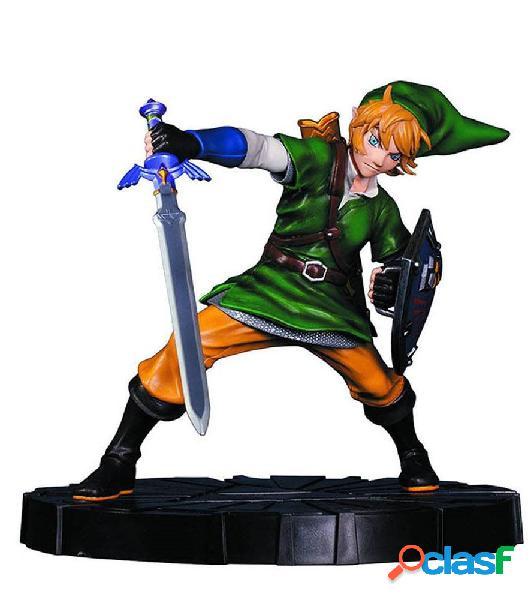 Estatua Link La Leyenda de Zelda Skyward Sword 25cm