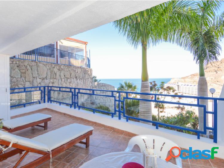 Exclusivo apartamento reformado con vistas al mar