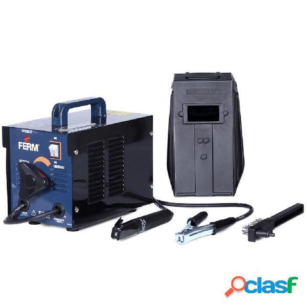 FERM Máquina de soldar eléctrica 4 WEM1042 40-100 A