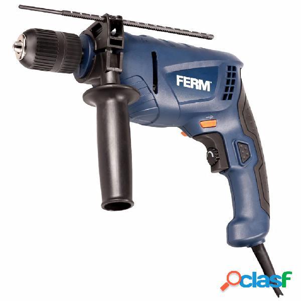 FERM Taladro percutor 550 W 13 mm PDM1051