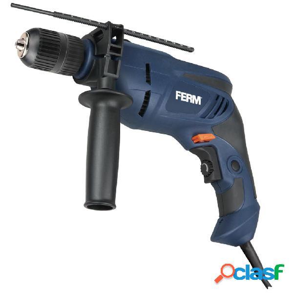 FERM Taladro percutor 800 W 13 mm PDM1052