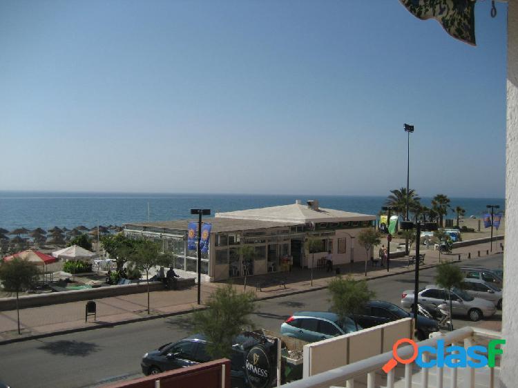 Fantástico piso en primera linea de playa!!!
