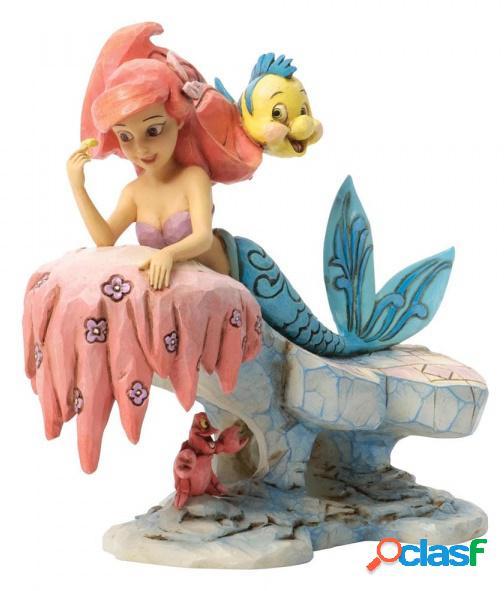 Figura Ariel La Sirenita 18 cm