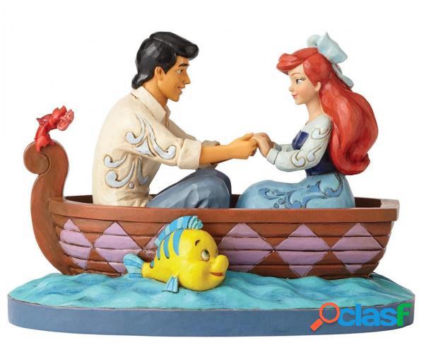 Figura Ariel y Eric La Sirenita