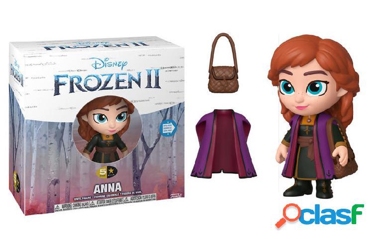 Figura Funko 5 Star Anna Frozen 2