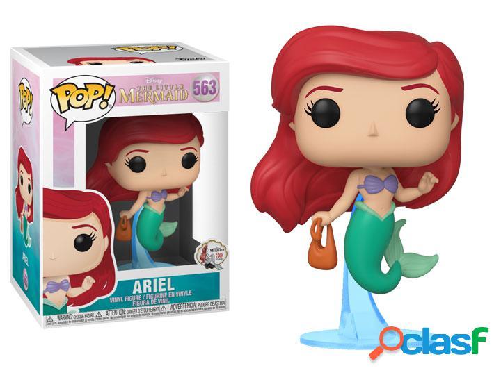 Figura Funko Pop Ariel con bolso La Sirenita