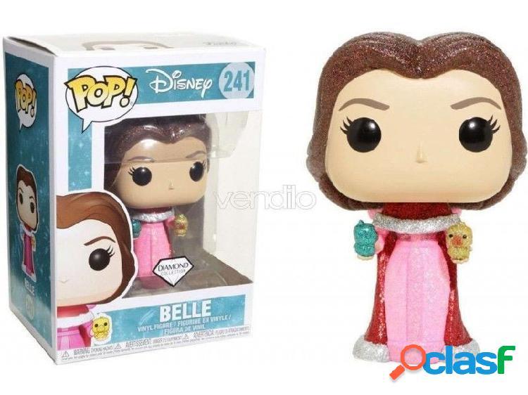 Figura Funko Pop Bella Glitter '' La Bella y La Bestia''