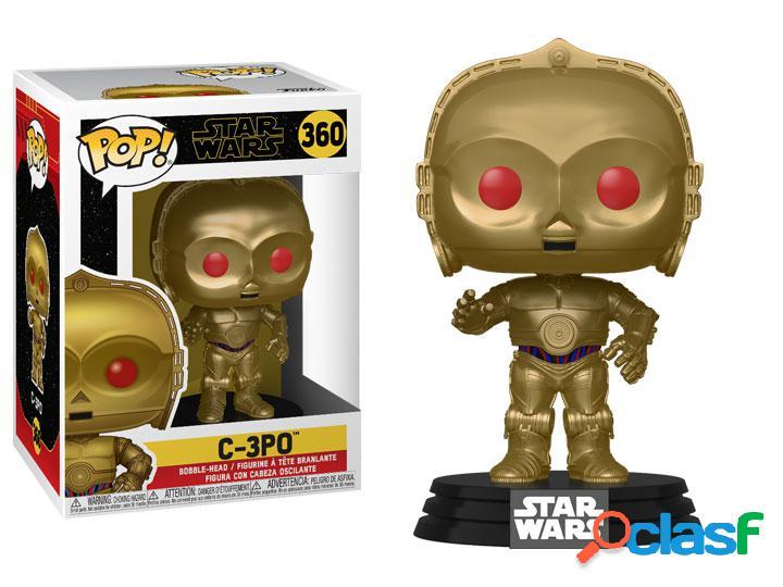 Figura Funko Pop C-3PO Star Wars Episodio IX