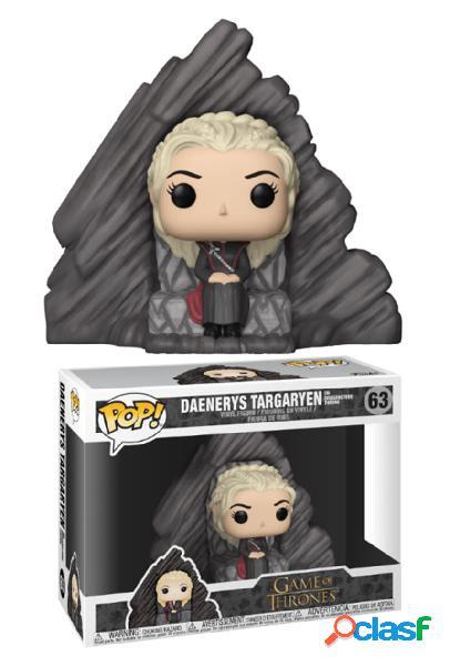 Figura Funko Pop Daenerys Rocadragón Juego de Tronos