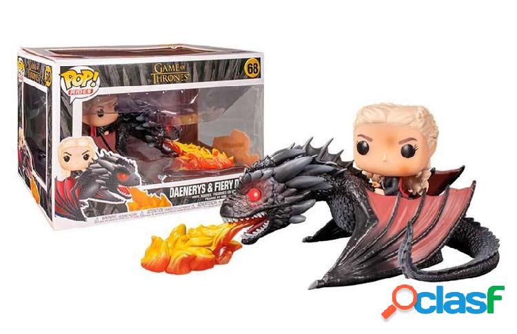 Figura Funko Pop Daenerys y Drogon Juego de Tronos