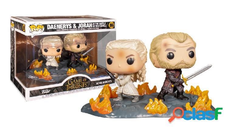 Figura Funko Pop Daenerys y Jorah Juego de Tronos