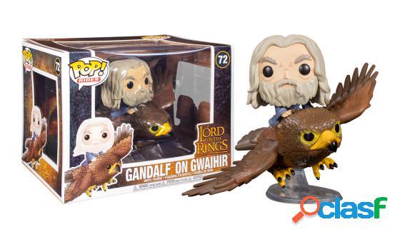 Figura Funko Pop Gandalf en Gwaihir El Señor de los Anillos