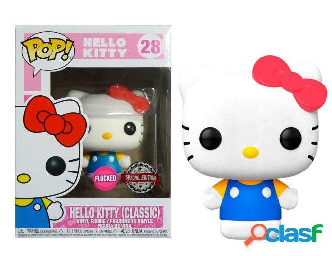 Figura Funko Pop Hello Kitty Classic Exclusivo