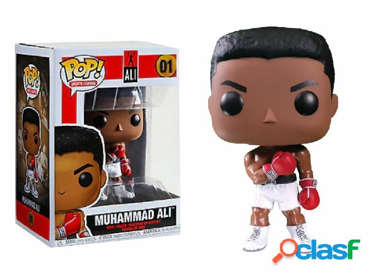 Figura Funko Pop Muhammad Ali