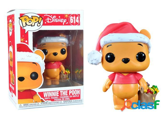 Figura Funko Pop Winnie The Pooh Navidad