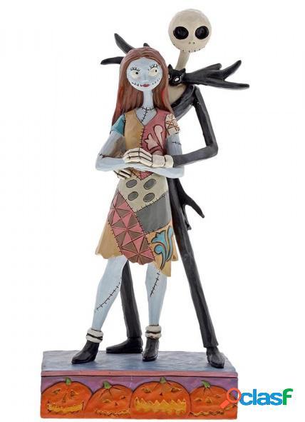 Figura Jack y Sally Pesadilla Antes de Navidad 22 cm