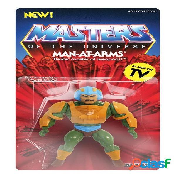 Figura Man-At-Arms Masters del Universo Super7