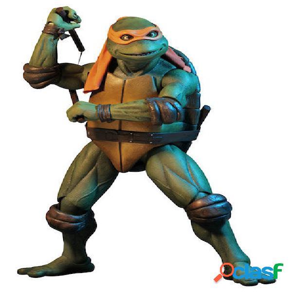 Figura Michelangelo Tortugas Ninja Neca 42cm