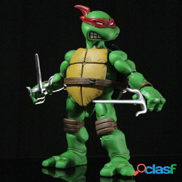 Figura Raphael Tortugas Ninja 28cm Mondo