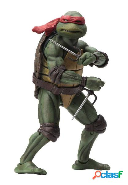 Figura Raphael Tortugas Ninja Neca 18cm