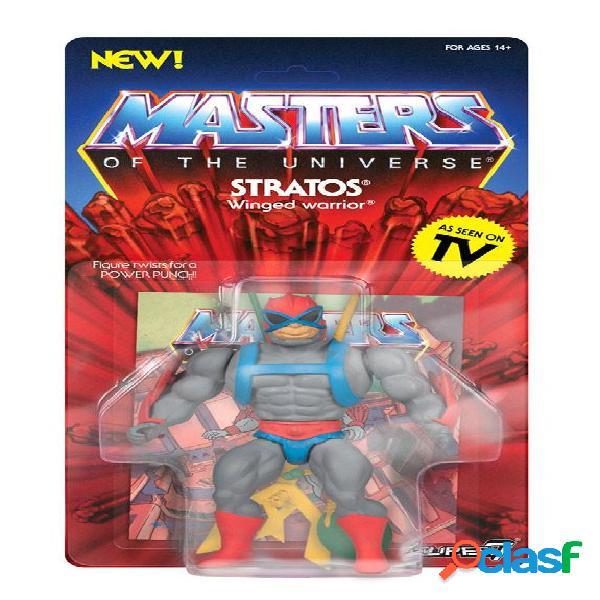 Figura Stratos Masters del Universo Super7