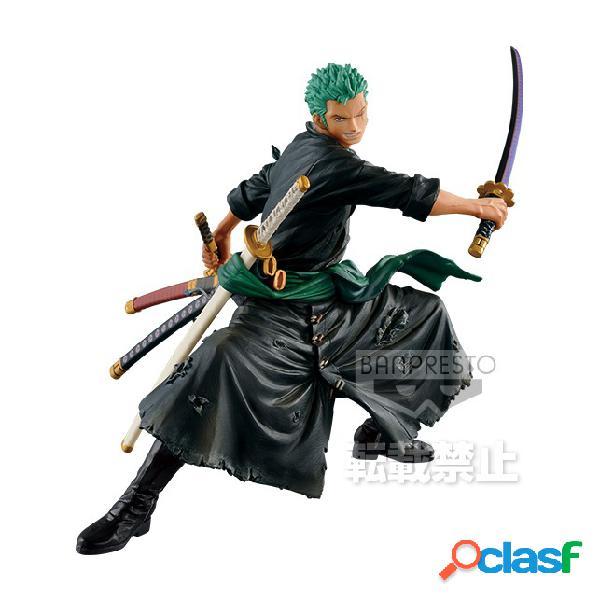 Figura Zoro One Piece Figura Zoukei Monogatari Roronoa 15 cm