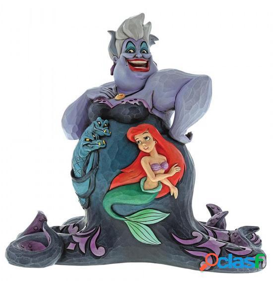 Figura Úrsula La Sirenita Disney Traditions 21 cm