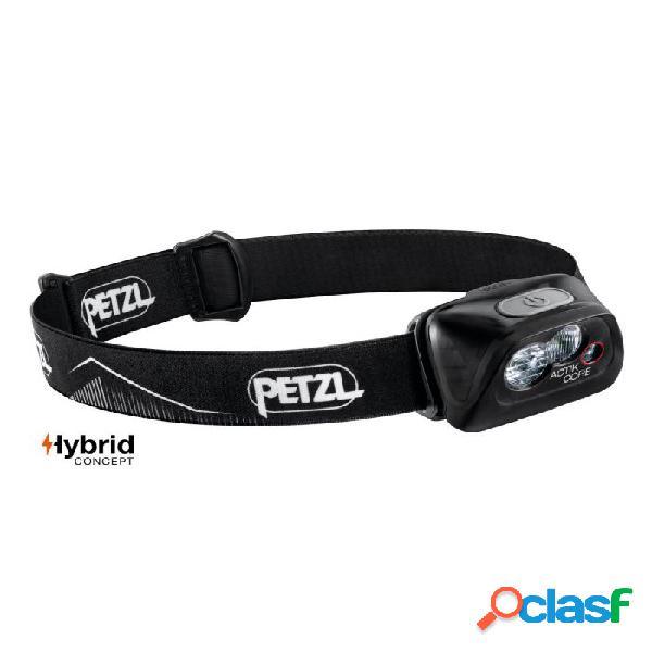 Frontal Petzl Actik Core Negro