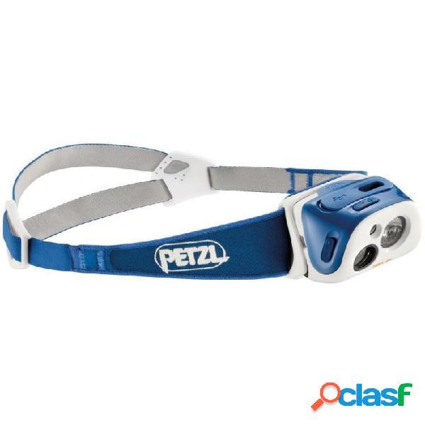 Frontal Petzl Reactik Azul Azul