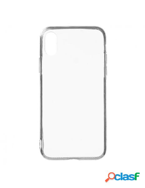 Funda Bumper Transparente para iPhone X