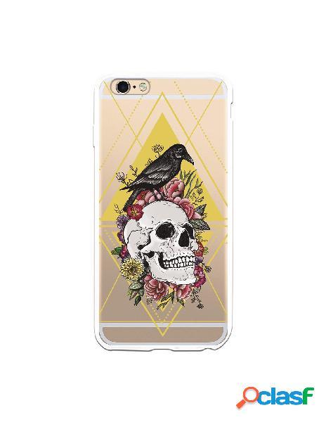 Funda Calavera Cuervo para iPhone 6S Plus