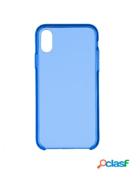Funda Clear Azul Cielo para iPhone XS Max