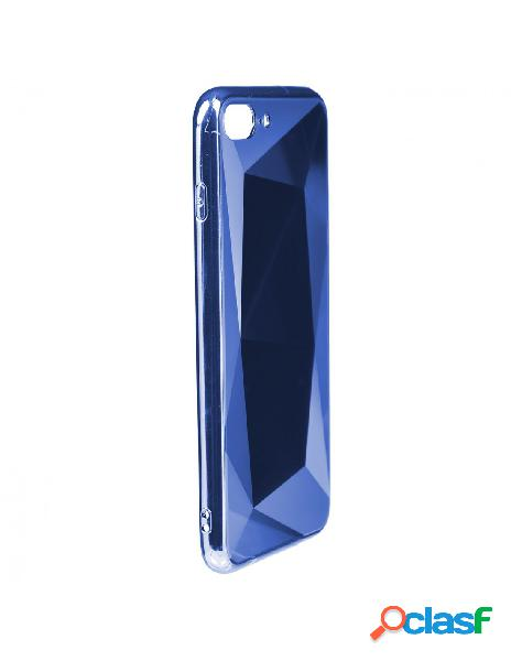 Funda Cristal Diamond Azul para iPhone 7 Plus