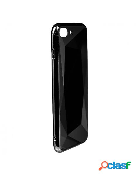 Funda Cristal Diamond Negra para iPhone 7 Plus