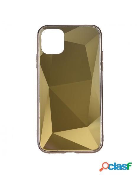 Funda Cristal Diamond Oro para iPhone 11 Pro